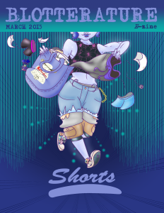 Blot Cover_ Shorts